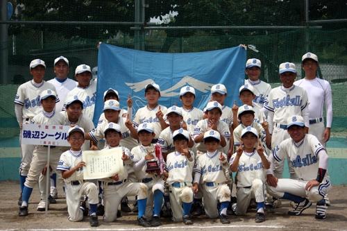 美浜区低学年大会優勝!