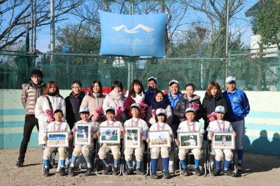 平成29年度Aチーム卒部